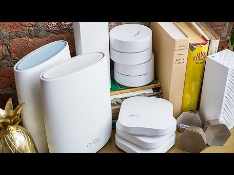 The New Screen Savers 110: Testing WiFi Routers & Mesh Networks