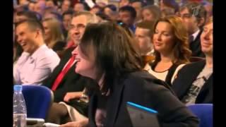 КВН 2015 Дагестан   Космическая угроза и Юсуп Омаров   КВН 15 05 2015 Первая 1 4 финала