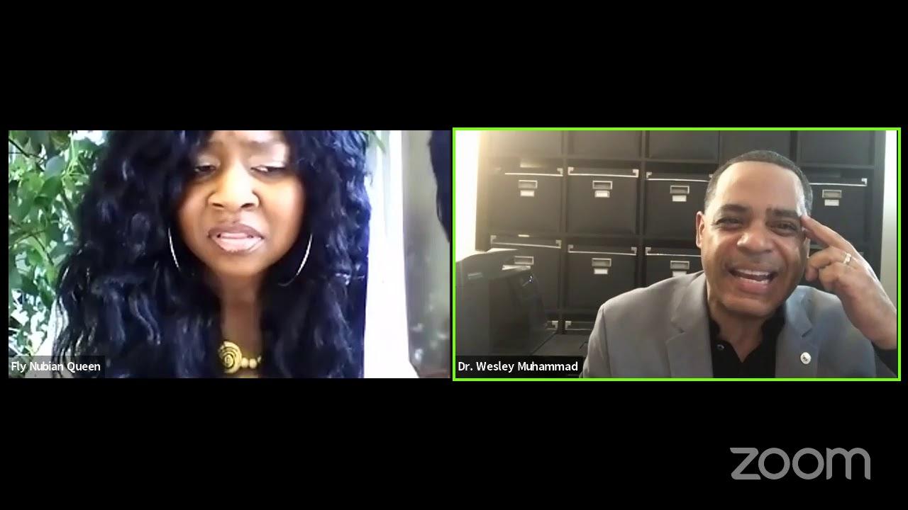 Dr. Wesley Muhammad talks current affairs affecting Black people.