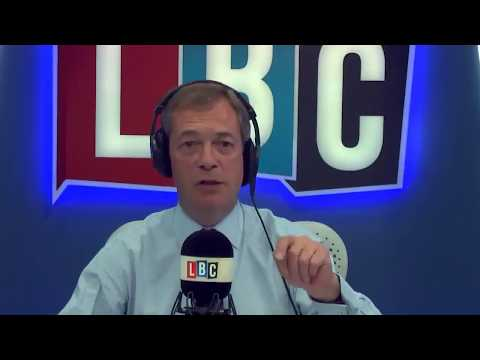 Nigel Farage Discusses the Latest Grooming Gang Convictions