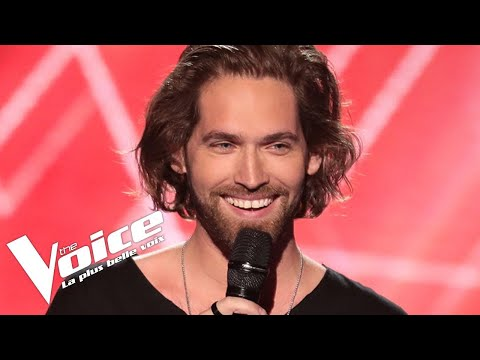 Rag'N'Bone Man - Skin | Simon Morin | The Voice France 2018 | Blind Audition