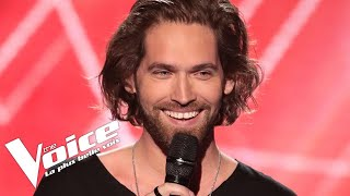 Download Rag'N'Bone Man - Skin   Simon Morin   The Voice France 2018   Blind Audition Mp3 and Videos