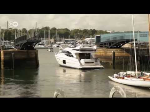 Southern English Port of Plymouth | Euromaxx city