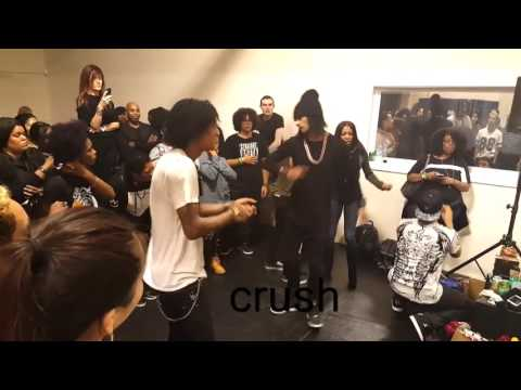 Les Twins - RUNAWAY LOVE - Ludacris feat. Mary J.  Blige (CLEAR AUDIO) v1
