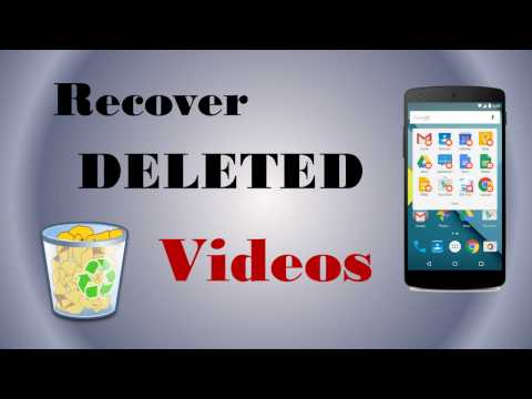 Video Recovery For Android: How To Recover Deleted Videos From Android Easily