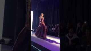 תצוגת אופנה חנה מרילוס שבוע האופנה גינדי תל אביב 2017