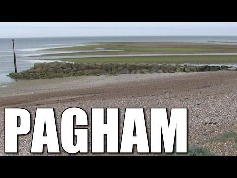 Pagham - Beach Fishing Venue West Sussex, South Coast, England, Britain
