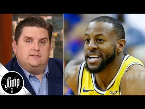Andre Iguodala could take a buyout without losing money - Brian Windhorst | The Jump