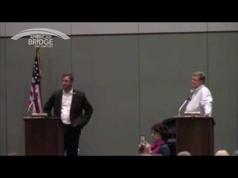 Dean Heller Answers Question On Planned Parenthood, Reno, NV, 4/17/17