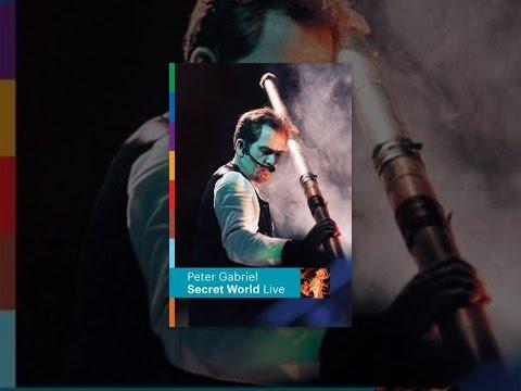 Peter Gabriel - Secret World: Live