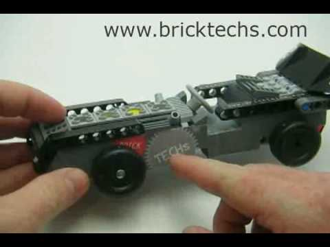 Lego Pinewood Derby Car Youtube