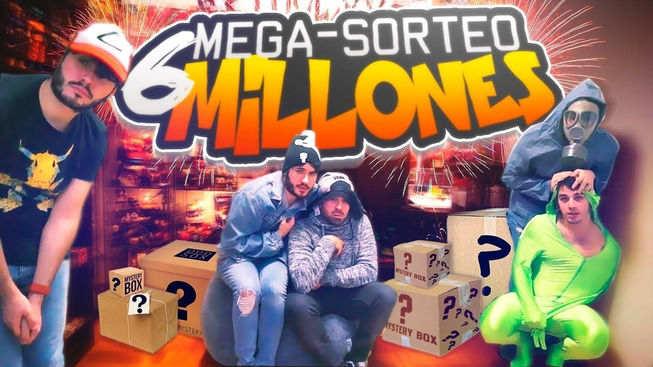 EL SORTEO DE LOS 6 MILLONES