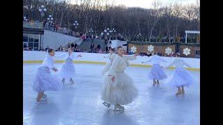 Фестиваль Железные коньки состоялся на новом катке в Железноводске
