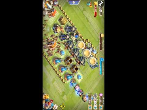 Castle Of Clash (HACK SB GameHacker) [German]