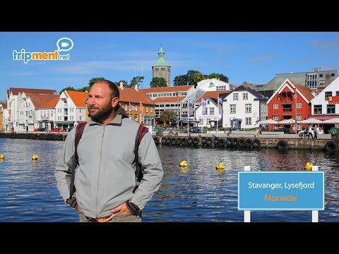 Stavanger - Pulpit rock - Lysefjord, Norway