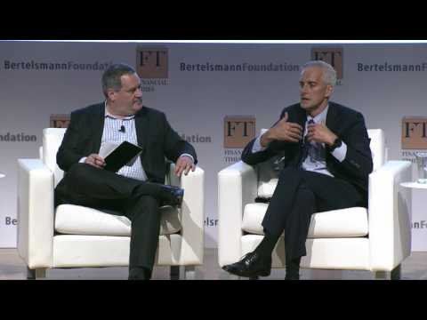 Future of the Digital Economy - A Conversation with Denis McDonough