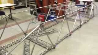 Truss Bridge Design And Construction Competition