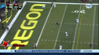 Marcus Mariota (QB Oregon) vs Washington State 2013