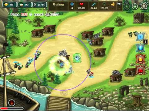 ➜ INCURSION Level 13 Marine Attack HARD PERFECT Tower Defense Game
