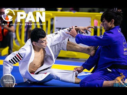 Joshua Cisneros VS Paulo Miyao / Pan Championship 2020