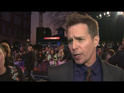 Sam Rockwell on Weinstein: 'It's a horrible thing'