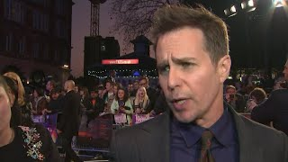 Sam Rockwell on Weinstein: Its a horrible thing