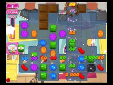 Candy Crush Saga Level 2375 - NO BOOSTERS [ENJOYABLE EPISODE ATM!]