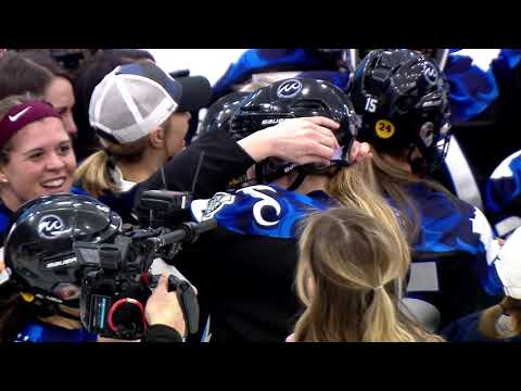 Isobel Cup Final Highlights: Minnesota Whitecaps vs. Buffalo Beauts