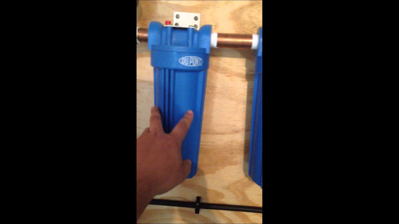 Cheapest Whole House Water Filter System For Under 800