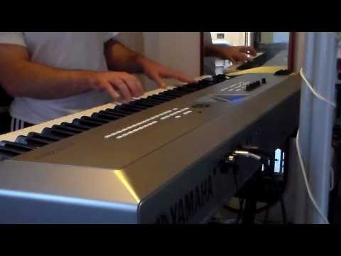 Europe - Carrie KARAOKE ELECTRIC PIANO (Lyrics CC) thumbnail