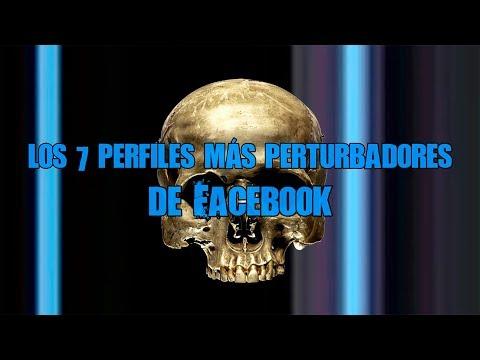 Los 7 perfiles más perturbadores de Facebook (by Dross)