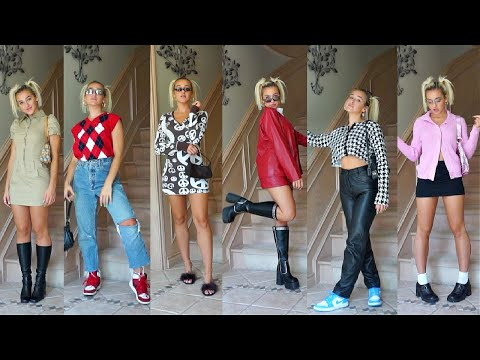 10 FALL LOOKS 2020 | Thrift & Style Ep. 3 (pt 2)