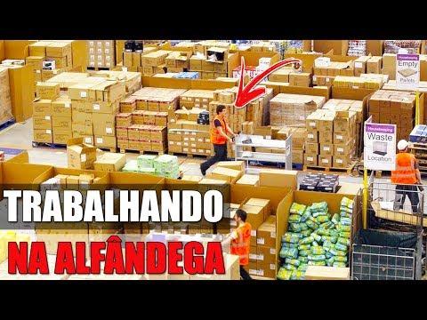 ESTOU TRABALHANDO NA ALFÂNDEGA - BOXES INC SIMULATOR PT-BR (PC)