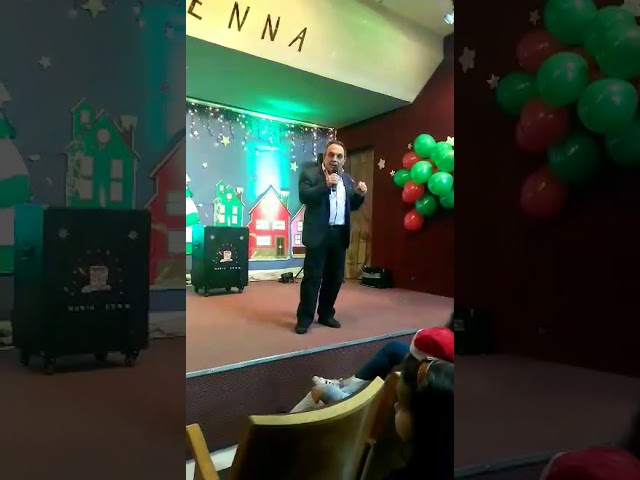 Χριστουγεννιάτικη εκδήλωση για τα παιδιά της Μάνδρας από το ΕΚ Ελευσίνας και το ΙΝΕ/ΓΣΕΕ
