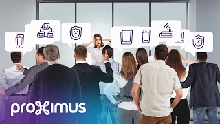 Proximus Smart Network: une solution réseau dans le cloud !