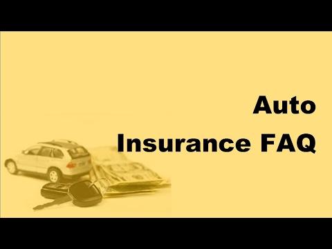 2017 Motor Insurance Basics | FAQ Of Motor Insurance Explained