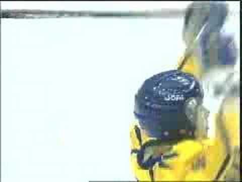 Peter Forsberg Shoot Out Olympic Hockey Final 94 Lillehammer