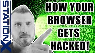 How Your Browser Gets HACKED!