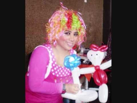 SweetiePie Clown Twisting Balloon @ Product Fair
