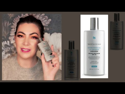 #2 Skinceuticals Sheer Physical UV Defense SPF 50 Review | #16DAYSOFSUNSCREEN