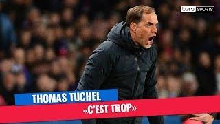 Thomas Tuchel fou furieux après la défaite du PSG contre Lille !