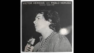Cover images Victor Heredia Canta Pablo Neruda- Alberto Rojas Jimenez (en vivo)