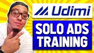 Udimi Solo Ads Training Tutorial - Buying Solo Ads (for Beginners)