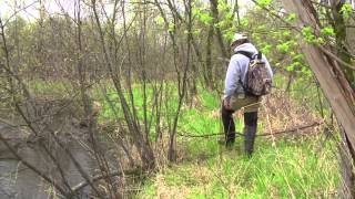 Musky Fishing Adventures – Keyes Outdoors 2014 - 1st Show Trout Style Muskies