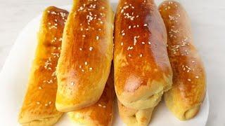 Универсальное тесто как пух для булочек и пирожков Трубочки с рисом и булочки с корицей