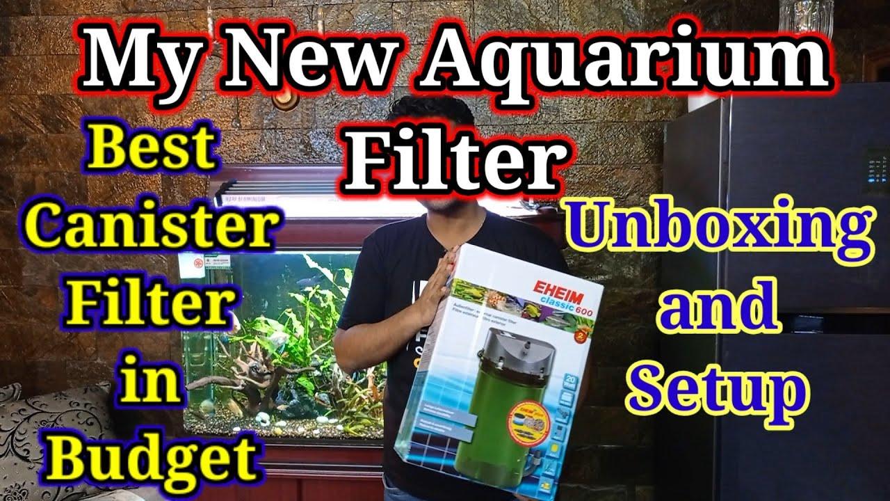 Aquarium Filter / Best Filter For Aquarium / Best Aquarium Filter / Aquarium Water Filter / EHIEM