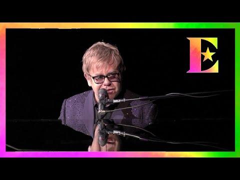Elton John Dedication to Adam Yauch