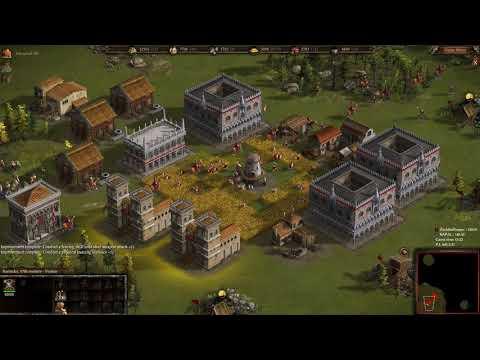 Cossacks 3 1v1 Venice vs Sweden |