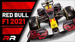 Red Bull Racing F1 2021 Car Launch & Analysis