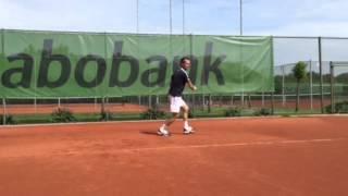 Tips & Tricks 2 Tennisschool Bob: balans tijdens je slag